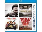 Patton/Longest Day/Sand Pebbles/Tora 9SIAA763UT0798