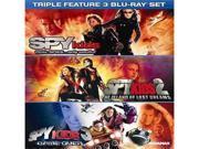 Spy Kids Triple Feature 9SIA17P4Z06268