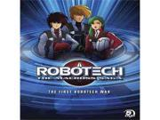 First Robotech War-Macross Saga (Dvd/5Pk) 9SIAA763XD1176