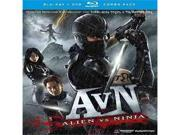 Alien Vs Ninja-Live Action Movie Dvd/Blu Ray Combo (2Discs) 9SIAA763VS0899