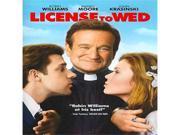Mc-License To Wed (Dvd/Ws/P&S/Valentines Movie Cash)-Nla !