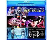 Beetlejuice/Charlie & The(Blu) 9SIA17P3ET0525
