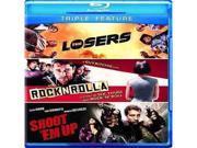 Losers/Rocknrolla(Blu)Shoot Em 9SIAA763US6558