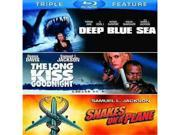 Deep Blue Sea/Long Kiss(Blu)Go 9SIAA763US4143