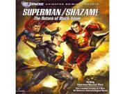 Superman/Shazam!:Return Of(Blu 9SIAA763US5075