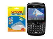 Amzer Super Clear Screen Protector with Cleaning Cloth For LG Tritan AX840