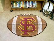 """Florida State Football Rug 22""""X35"""""""