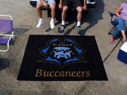 """East Tennessee State Tailgater Rug 60""""72"""""""