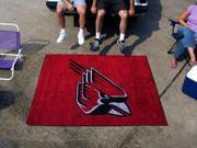 """Ball State Tailgater Rug 60""""72"""""""