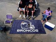 "Denver Broncos Ulti-Mat 60""96"""