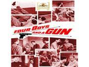 Four Boys And A Gun Movie Titles: Four Boys And A Gun Genre: Action Year: 1957 Studio: MGM Studios Director: WILLIAM BERKE Star 1: Frank Sutton_.arry Green_ James Franciscus_ William Hinant