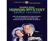 Wb Horror Mystery Double Features - 6 Movies