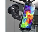 Amzer Suction Cup Mount for Windshield, Dash or Console for Samsung GALAXY S5 SM-G900 9SIA2X25CU3511