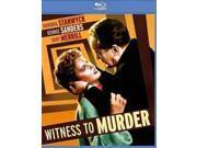 WITNESS TO MURDER 9SIA9UT6686860