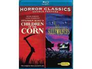 BLU RAY DOUBLE FEATURE:STEPHEN KING 9SIAA763US4064
