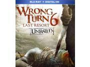 WRONG TURN 6:LAST RESORT 9SIAA763UT1873