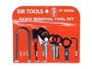 Deluxe Radio Removal Tool Kit