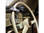 American Shifter Black Retro Series Adjustable Suicide Brody Knob Opaque ASCBA10002