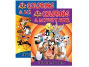 Looney Tunes Coloring & Activity Book Case Pack 48 9SIA17P3TA6674