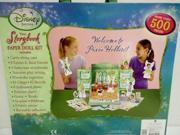 Disney Fairies Dress Up Paper Doll Kit Case Pack 12