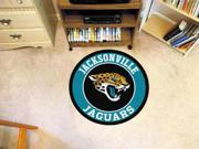 NFL Jacksonville Jaguars Roundel Mat