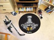 "2015 Stanley Cup Champions Puck Mat 27"""""""" Diameter"" 9SIA62V4TA6217"