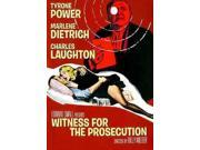 WITNESS FOR THE PROSECUTION 9SIA17P37S7583