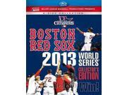 BOSTON RED SOX 2013 WORLD SERIES CE
