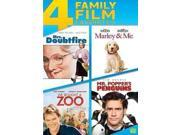 MRS. DOUBTFIRE/MARLEY & ME/WE BOUGHT