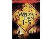 WRONG TURN FILM COLLECTION