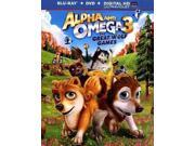 ALPHA AND OMEGA 3:GREAT WOLF GAMES 9SIAA763US4835