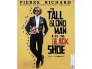TALL BLOND MAN WITH ONE BLACK SHOE 9SIAA763US6954