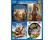 4 FILM FAVORITES:FAMILY ADVENTURES 9SIAA763US9522