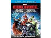 AVENGERS CONFIDENTIAL:BLACK WIDOW & P 9SIAA763UT2415