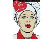 I Love Lucy - The Complete Second Season 9SIA17P37U4875