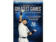 BASEBALL'S GREATEST GAMES:NEW YORK YA