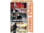 TRIPLE THREAT:ACTION TRIPLE FEATURE 9SIAA763XS5163