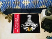 "2015 Stanley Cup Champions Starter Rug 19""""""""x30"""""""""" 9SIA62V4TB0604"