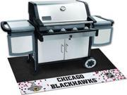 "2015 Stanley Cup Champions Grill Mat 26""""""""x42"""""""""" 9SIA62V4TA6286"
