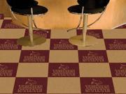"Fanmats Texas State University Bobcats Carpet Tiles 18""x18"" tiles"