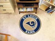 NFL St. Louis Rams Roundel Mat