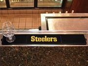 NFL - Pittsburgh Steelers WordmarkDrink Mat 3.25