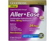 Good Sense Aller Ease Allergy Medication 30 Count Case Pack 24