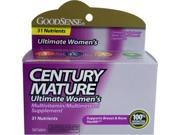 Good Sense Century Mature Women 50+ Vitamin Tablets Case Pack 12