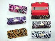 Wholesale Animal Print Lipstick Case Case Pack 300