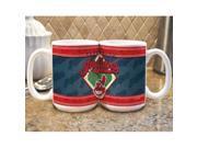 Cleveland Indians Coffee Mug - Felt Style 9SIA62V4TD1291