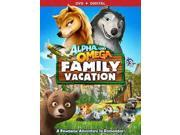 ALPHA AND OMEGA:FAMILY VACATION