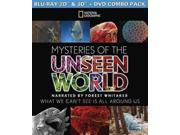 MYSTERIES OF THE UNSEEN WORLD 3D 9SIA9UT64R5455