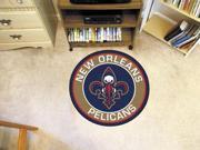 Fanmats NBA - New Orleans Hornets Roundel Mat 9SIA62V4TA9094