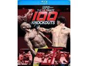 UFC PRESENTS:ULTIMATE 100 KNOCKOUTS 9SIAA763UZ5500